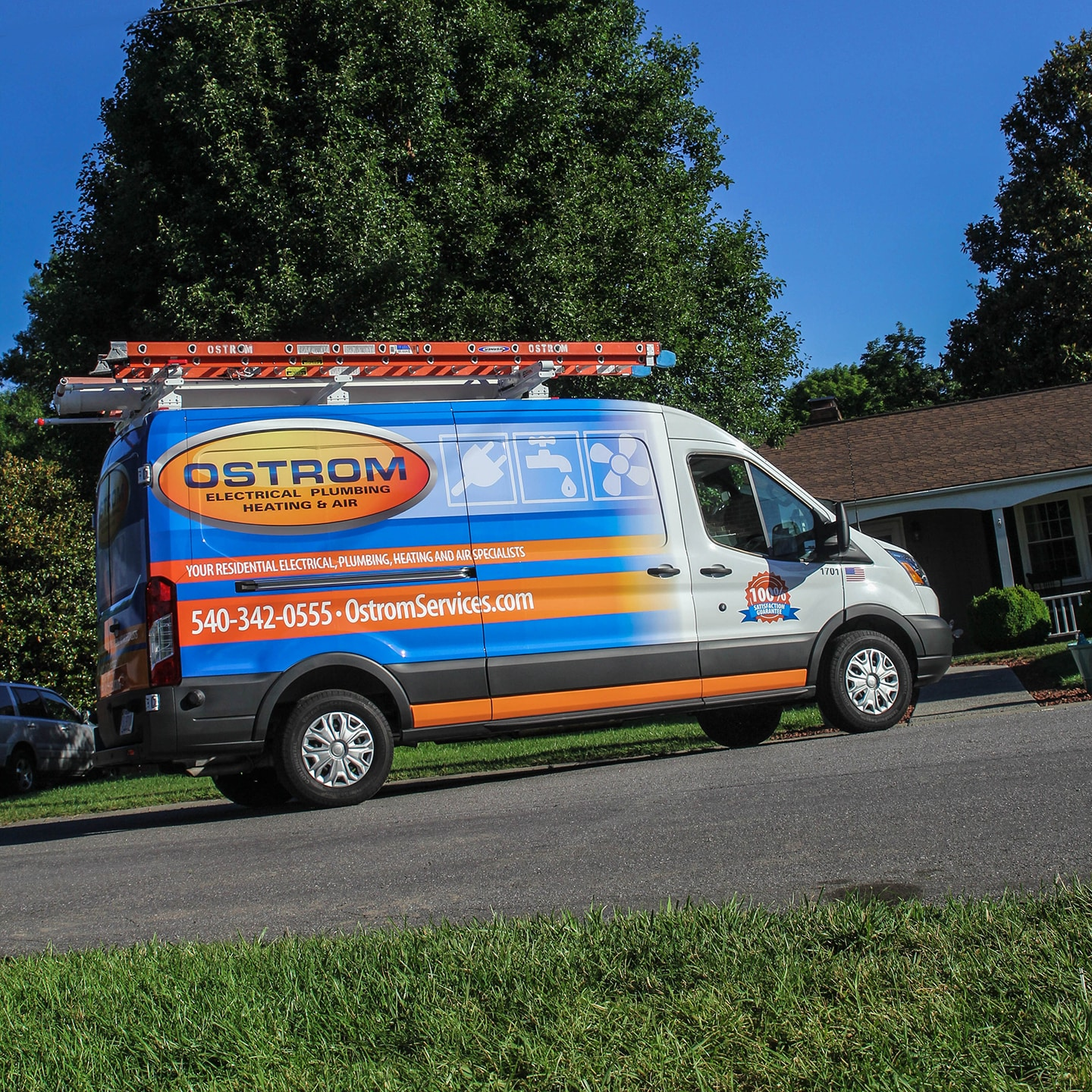 Ostrom Electrical Plumbing Heating & Air