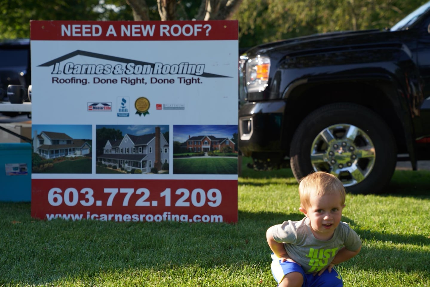 J Carnes & Son Roofing