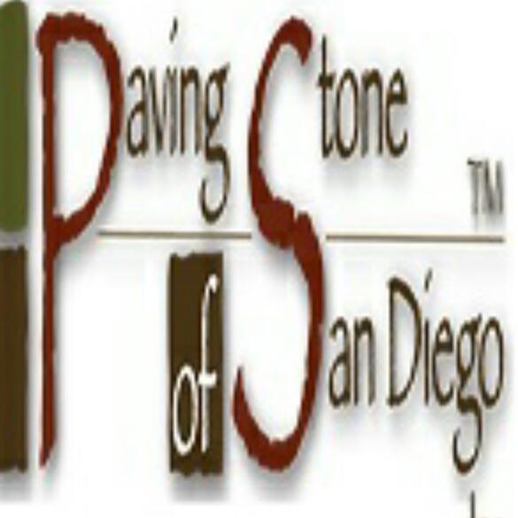 Paving Stone Of San Diego