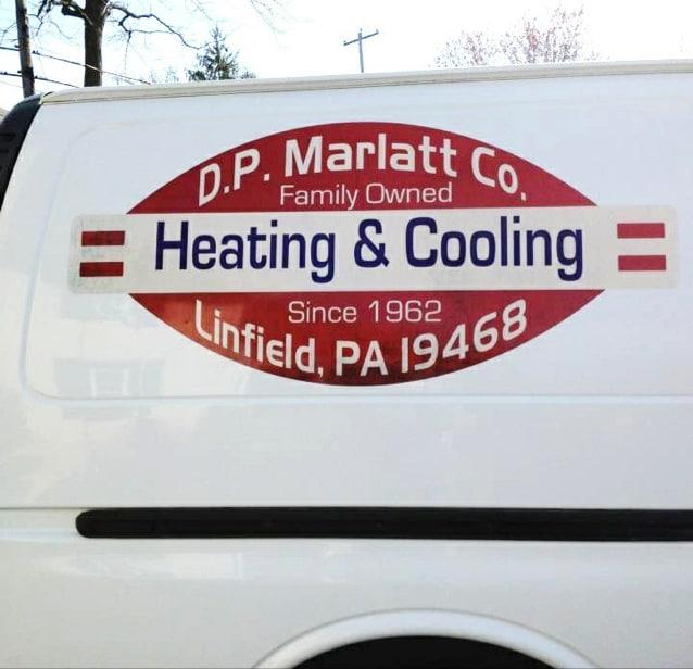 D P Marlatt & Son logo