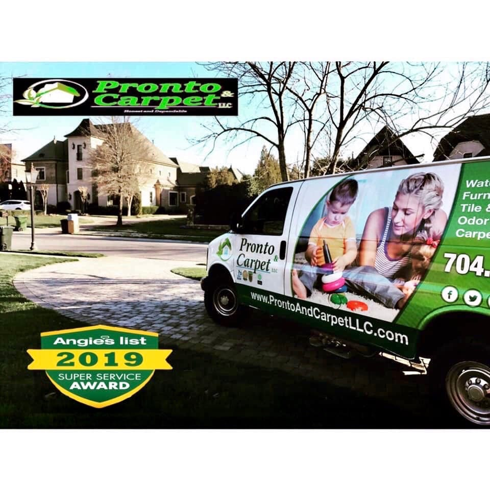 Pronto & Carpet Cleaning LLC