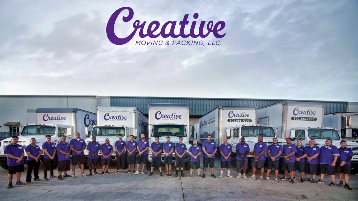 Creative Moving and Packing LLC