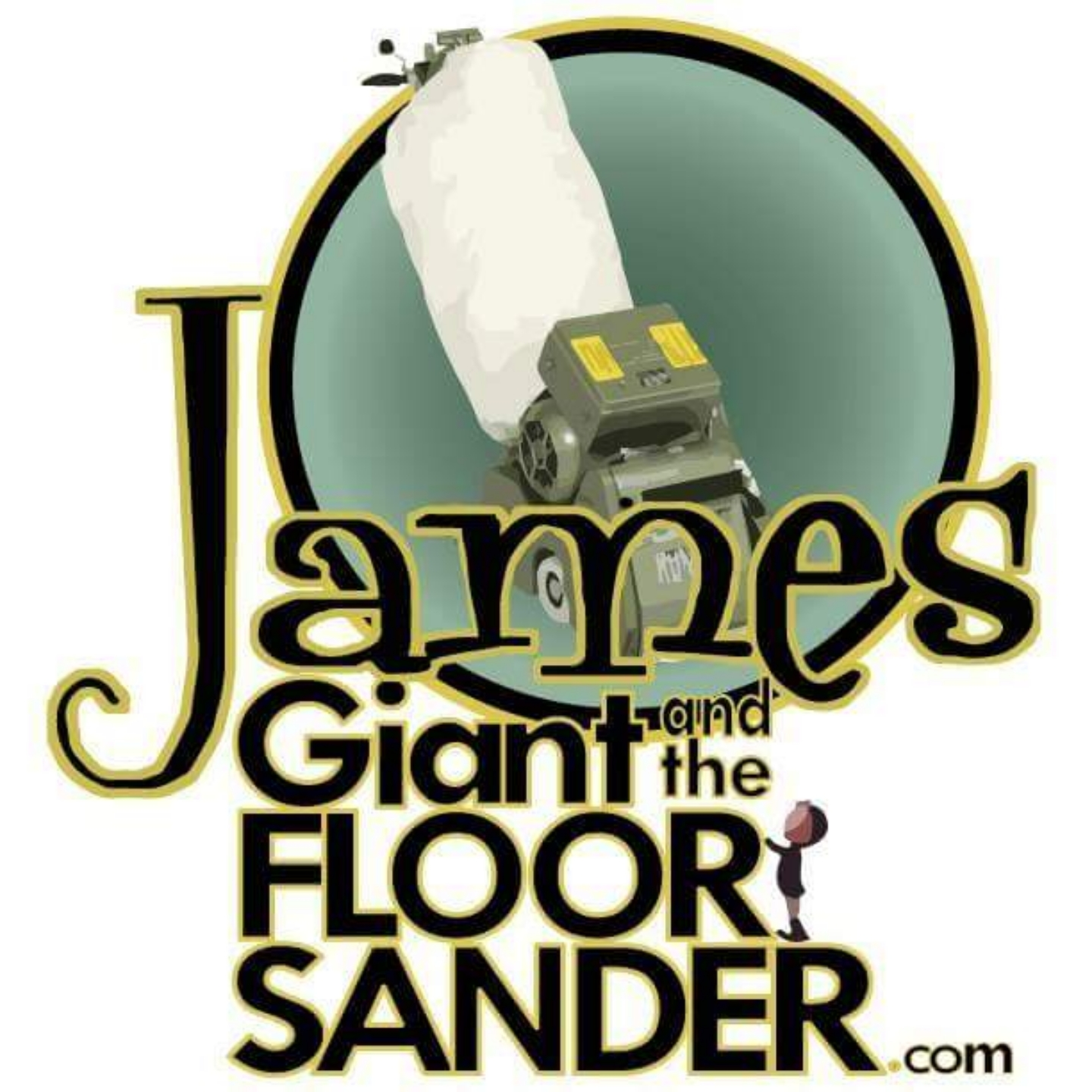James and the Giant Floor Sander