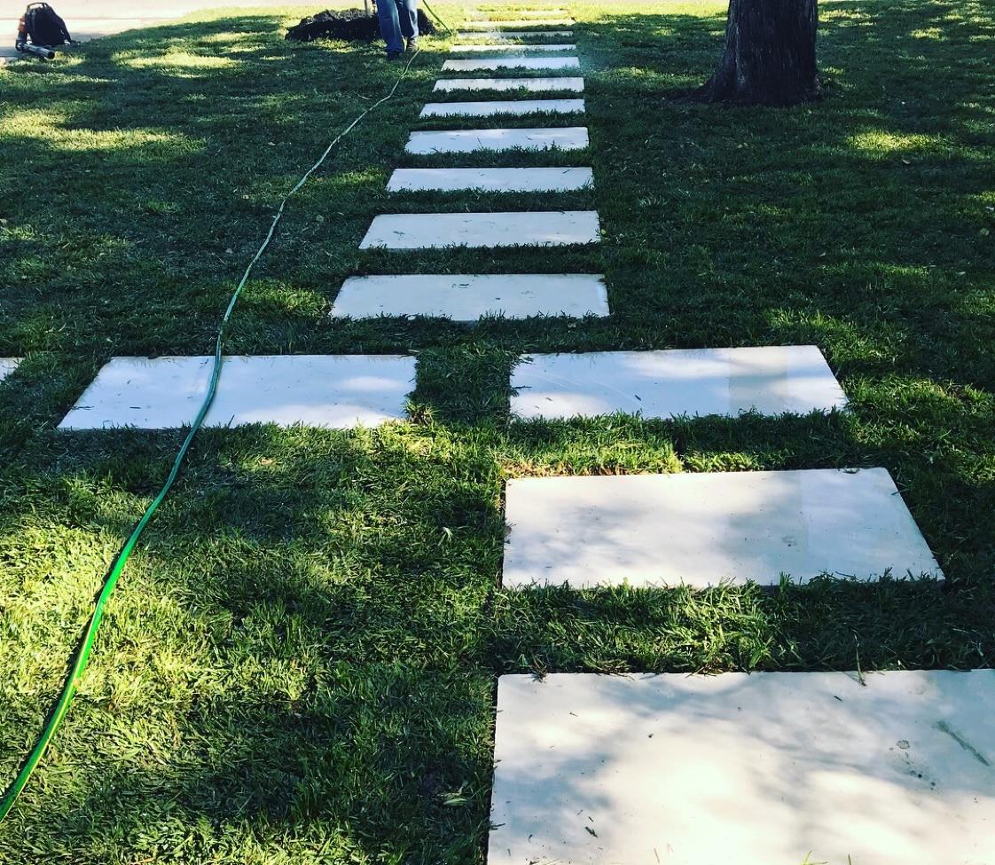 Sprinkler Management Dream Yards