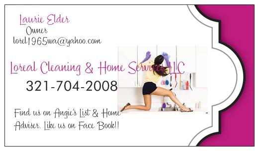 Loreal Enterprises LLC Loreal Cleaning & Home Serv