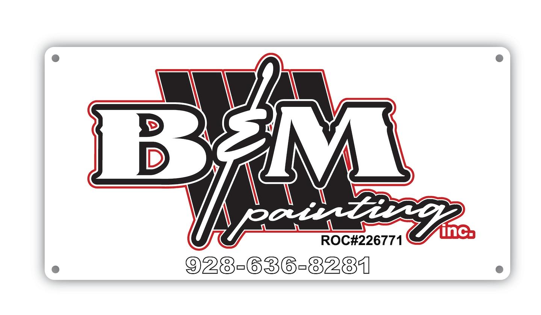 B & M Painting Inc