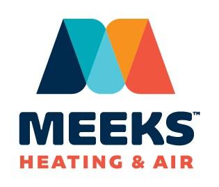 MEEKS HEATING & AIR logo