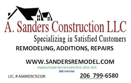 A Sanders Construction LLC