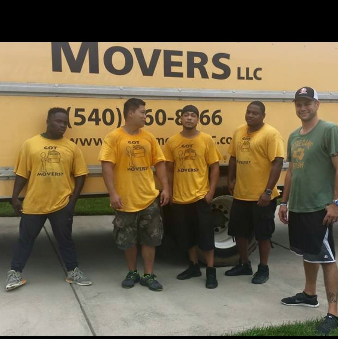 Duker's Movers LLC