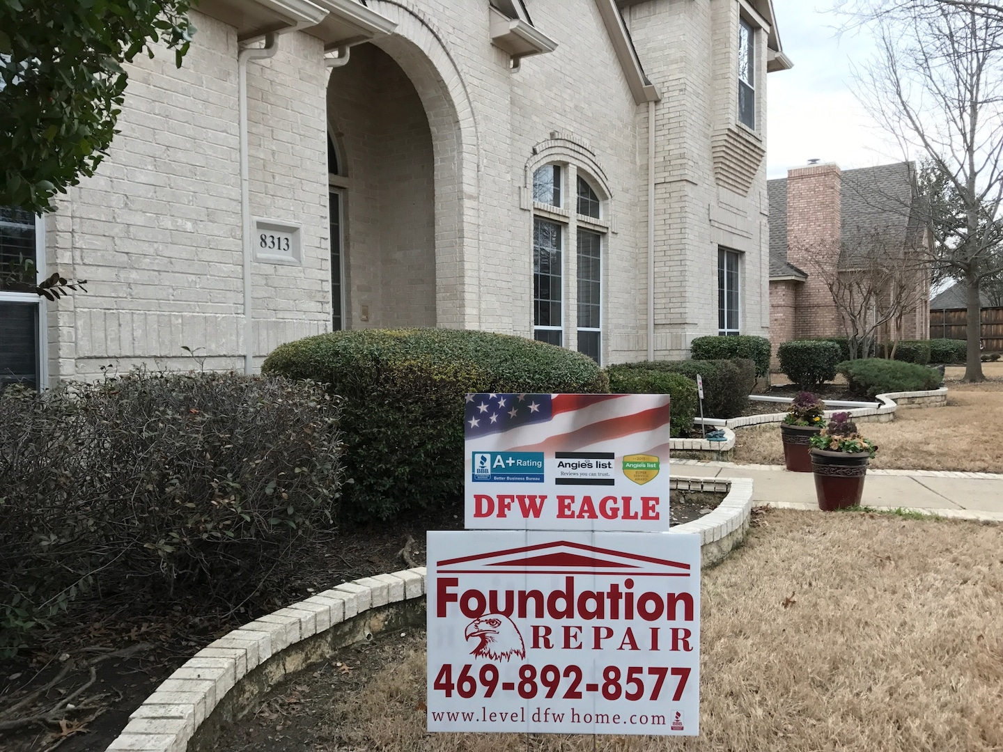 DFW Eagle Foundation Repair Inc logo