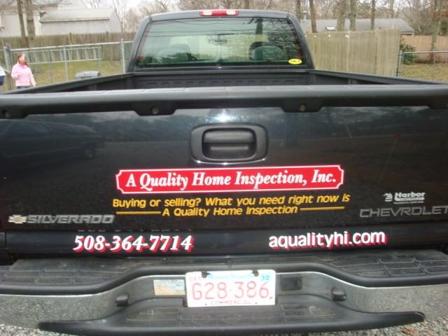 A Quality Home Inspection Inc