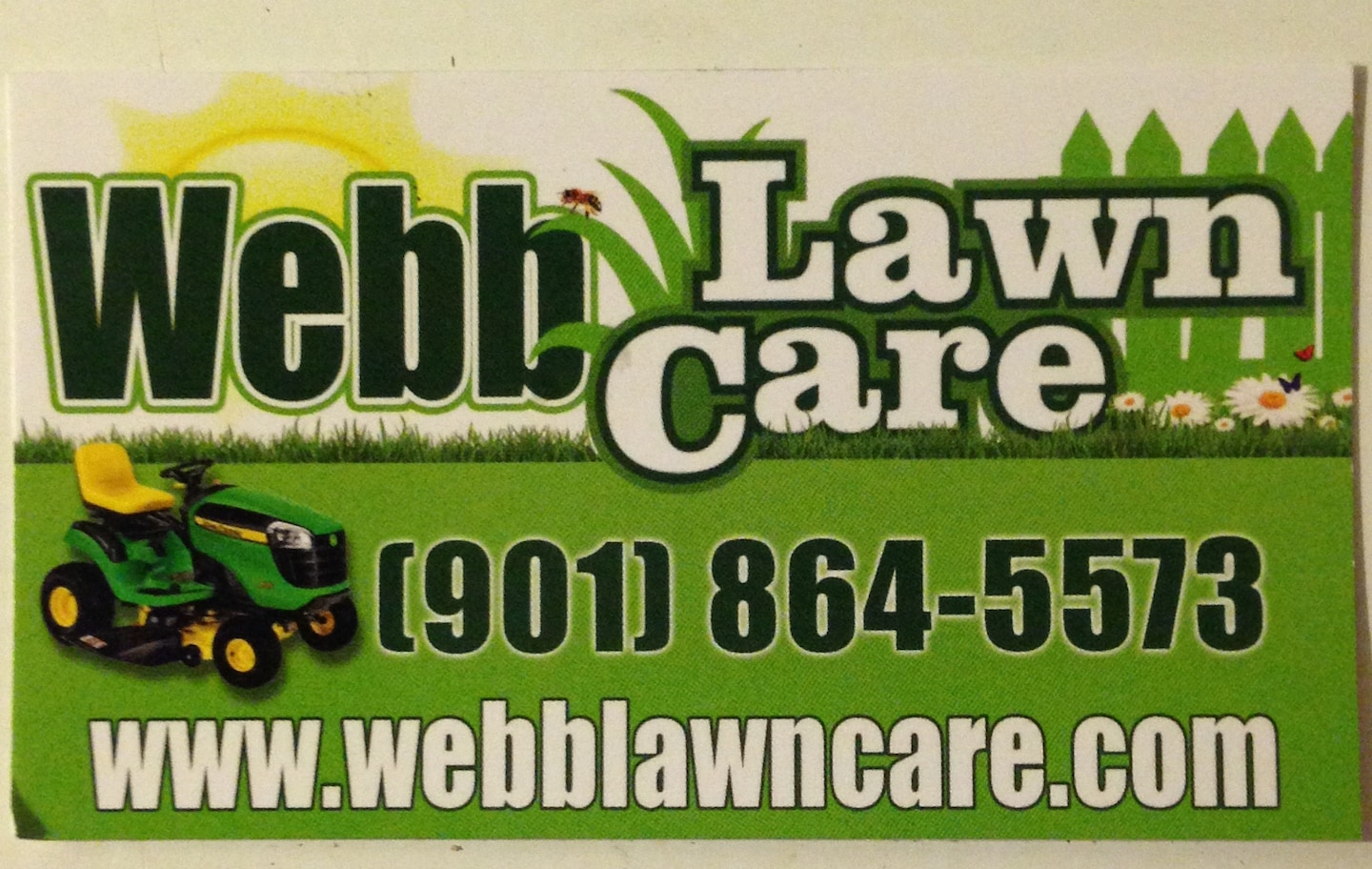 Webb Family Lawn Care