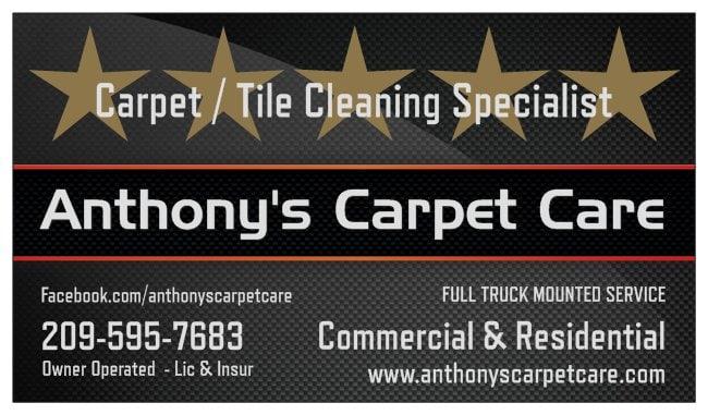 Anthony's Carpet Care