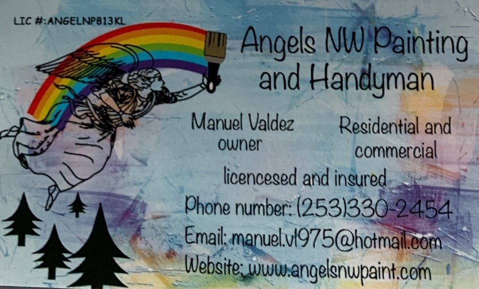 Angels NW Painting and Handyman