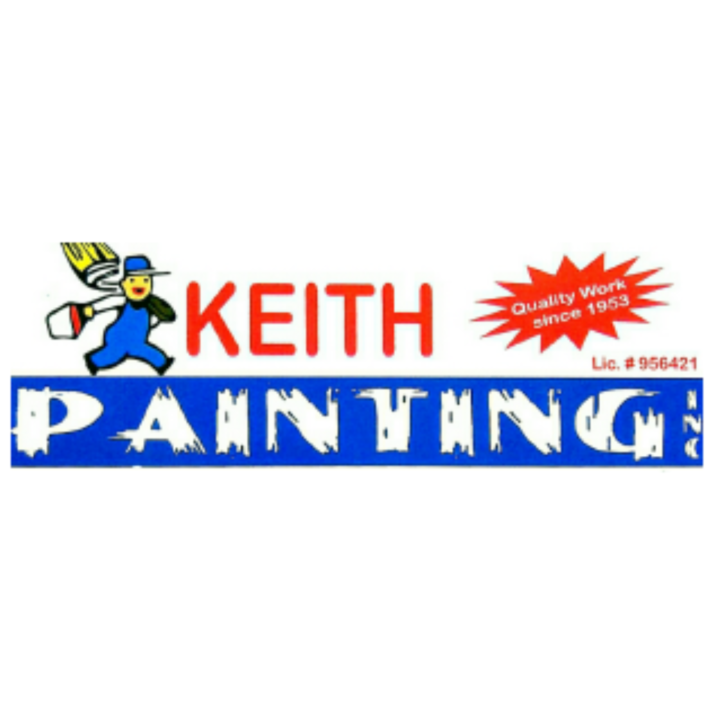 Keith Painting