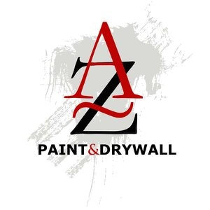 A-Z Paint & Drywall  logo