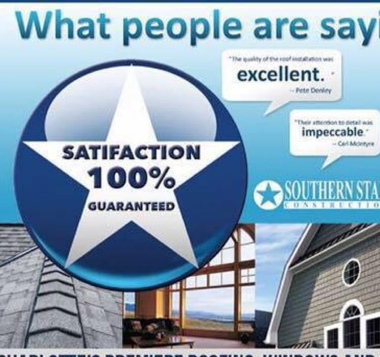 Southern Star Roofing & Construction logo