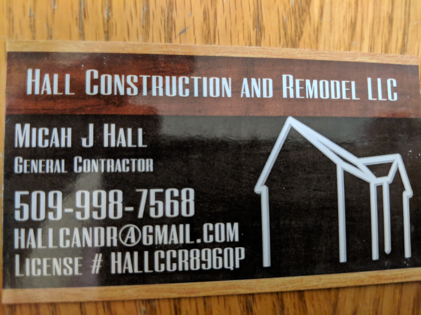 Hall Construction and Remodel LLC