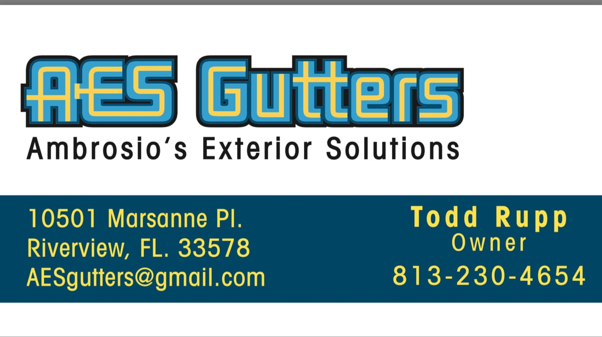 Ambrosio's Exterior Solutions Inc