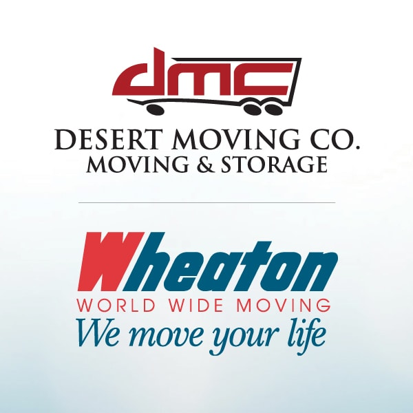 Desert Moving Co & Storage|Wheaton World Wide