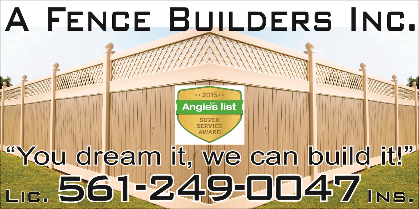 A Fence Builders Inc