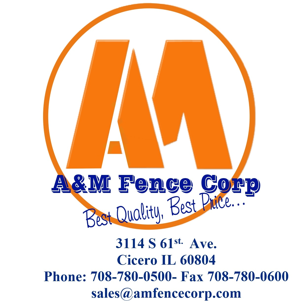 A&M Fence Corporation
