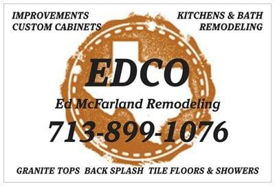 EDCO Ed McFarland Remodeling