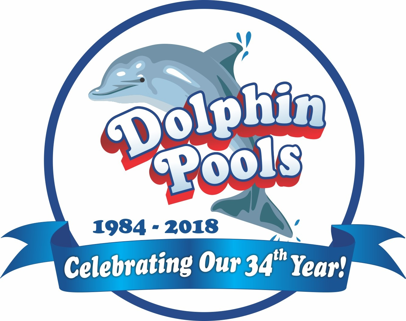 Dolphin Pools Construction