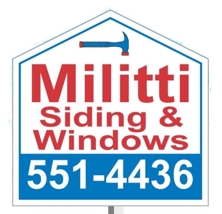 Militti Siding and Windows