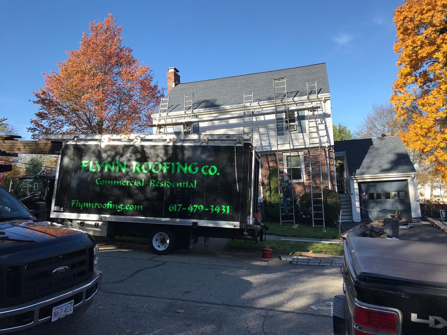 Flynn Roofing Co LLC