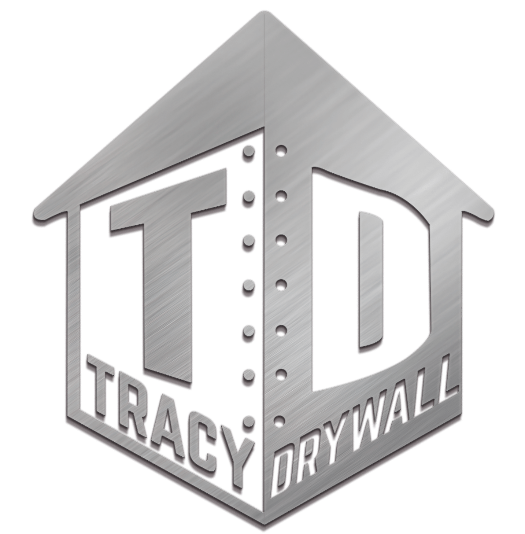 Tracy Drywall logo