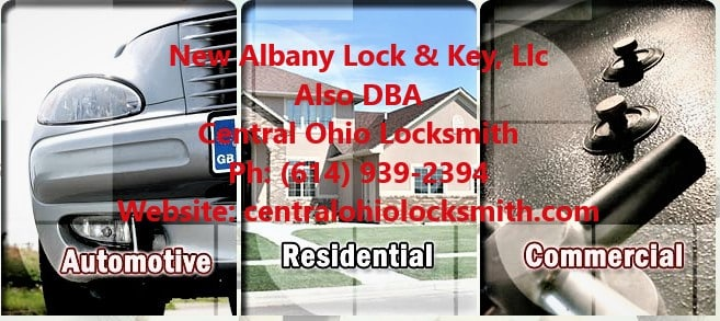 Central Ohio Locks / New Albany Lock and Key LLC