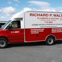 Richard P Waltz Plumbing & Heating Co Inc