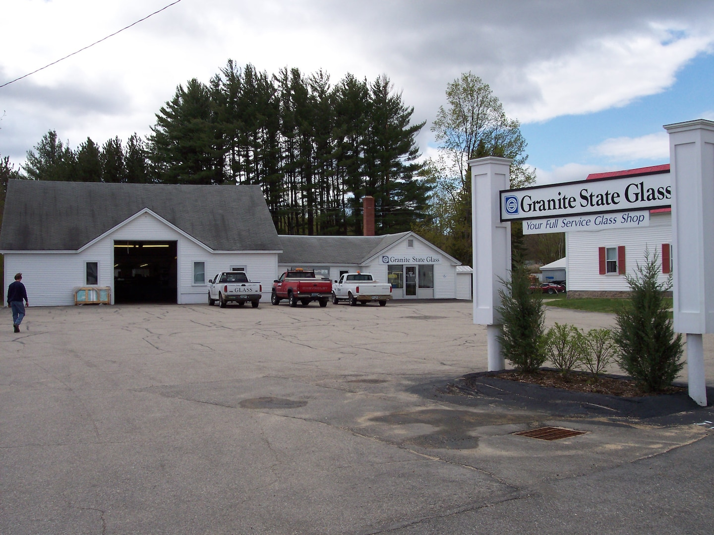 Granite State Glass - Conway