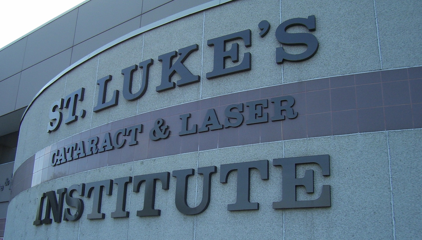 St. Luke's Cataract & Laser Institute