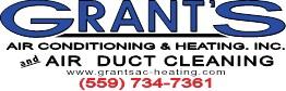 Grants A/C & Heating