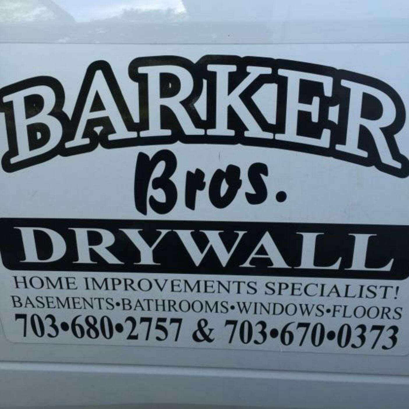 Barker Brothers Drywall LLC