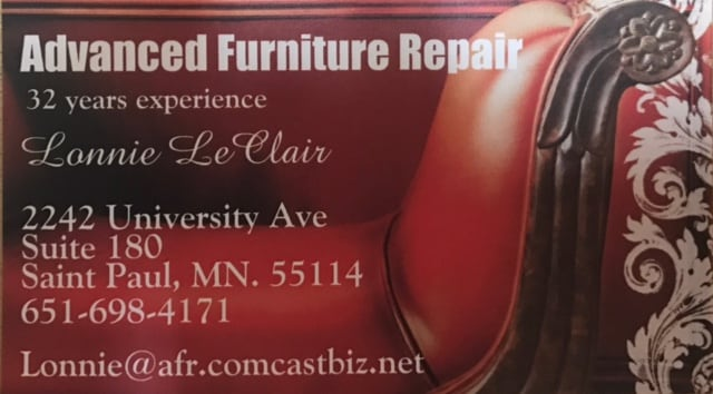 Advanced Furniture and Leather Repair
