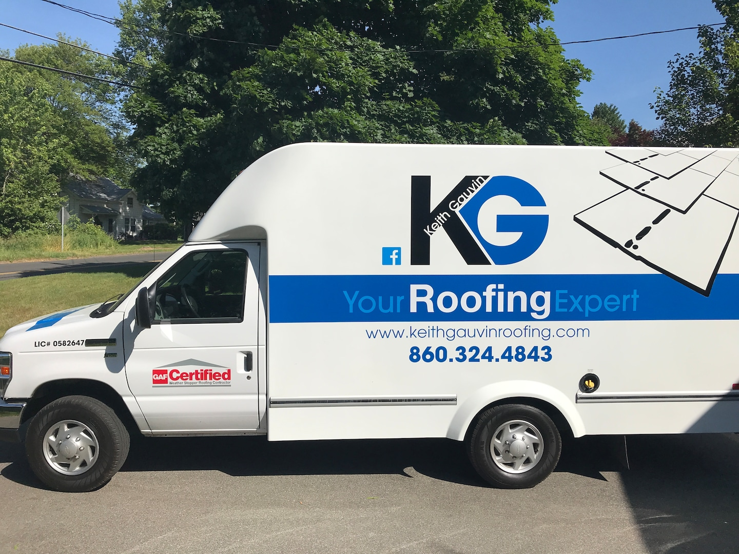 Keith Gauvin Roofing llc