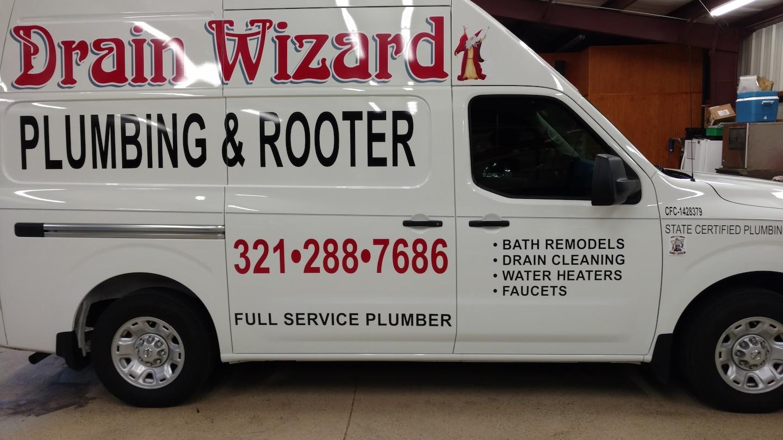 Drain Wizard Plumbing & Rooter Service