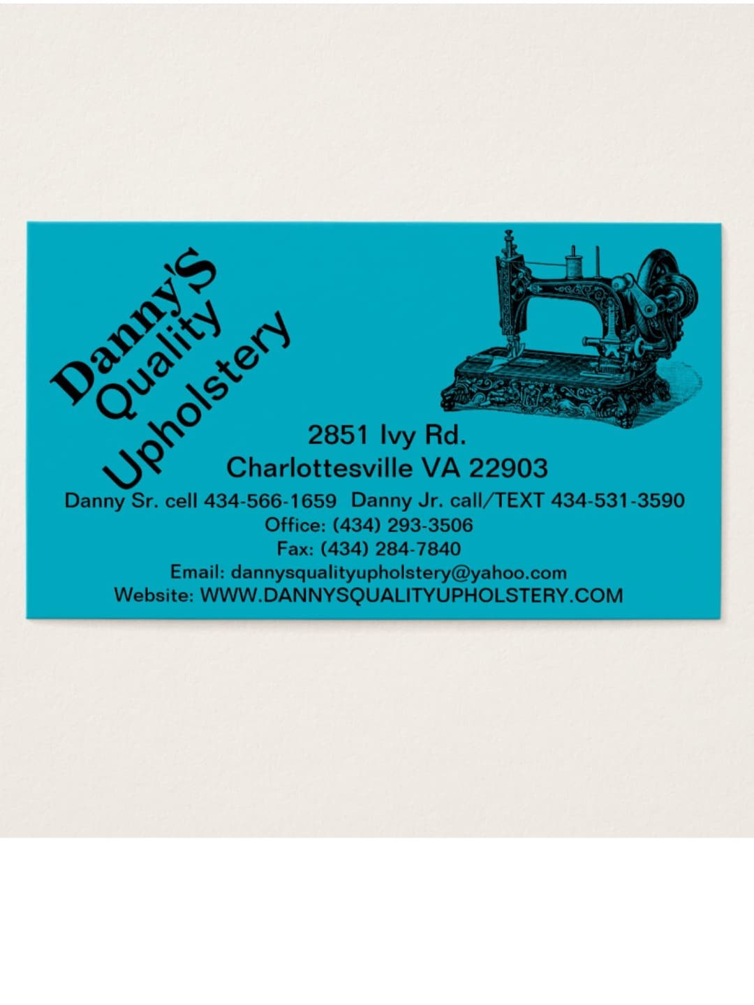 Danny's Quality Upholstery
