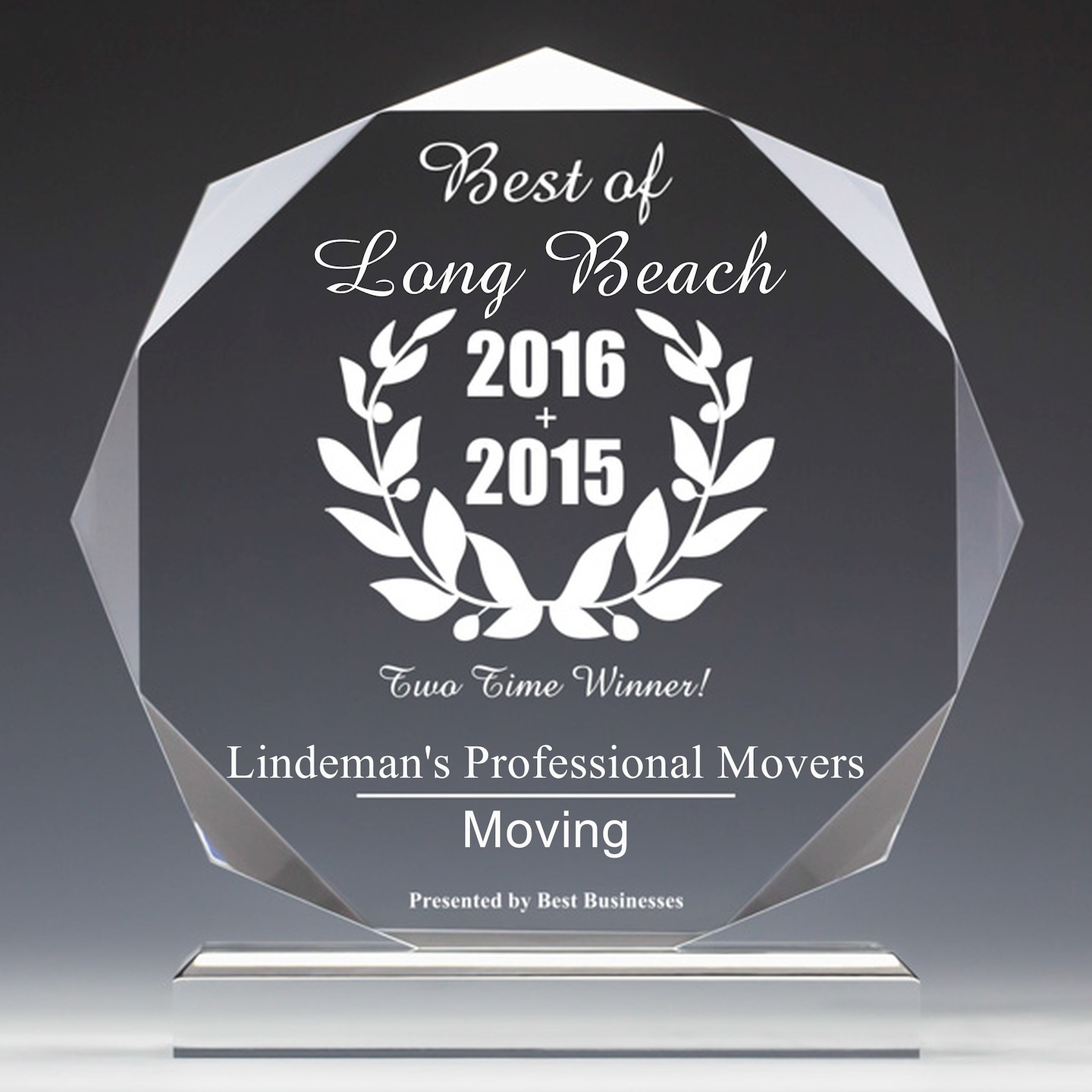 LINDEMAN'S PROFESSIONAL MOVERS