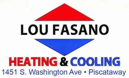 LOU FASANO HEATING & COOLING, INC. logo