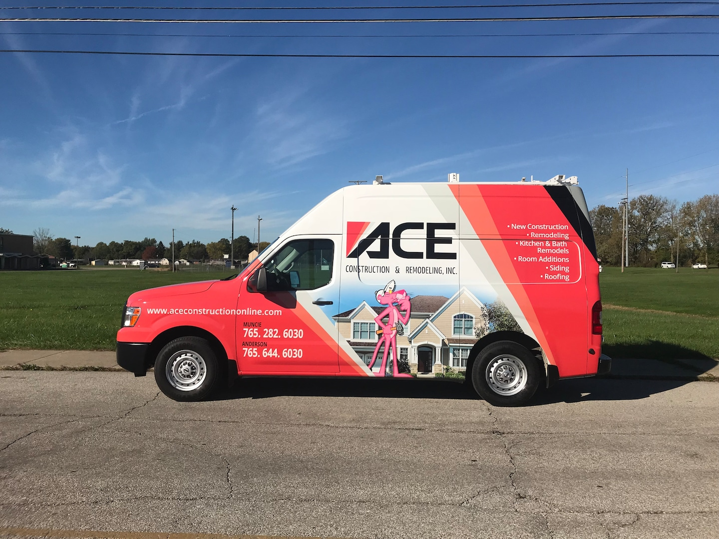 ACE Construction & Remodeling Inc