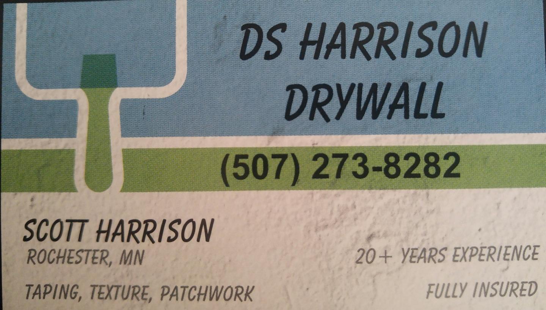 DS Harrison Drywall