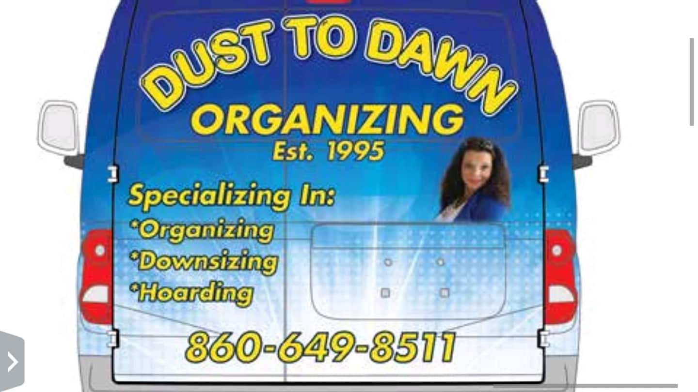 Dust To Dawn Cleaning & Organizing
