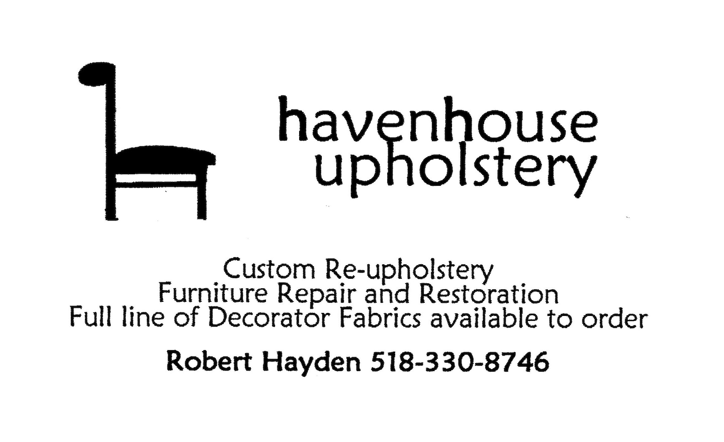 Havenhouse Upholstery