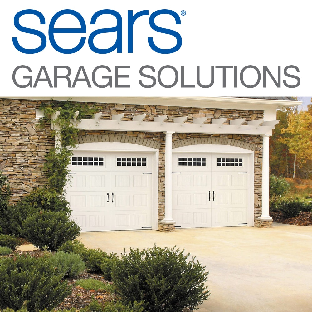 Sears Garage Door Installation & Repair