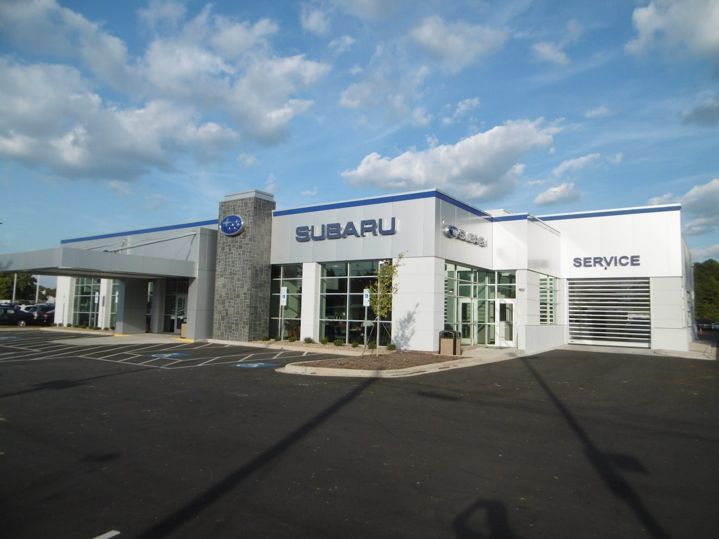Subaru South Blvd
