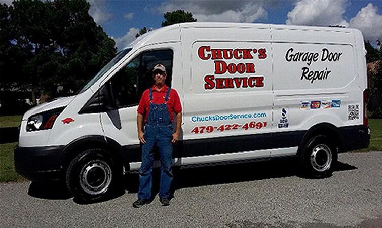 Chuck's Door Service